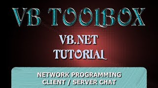 getlinkyoutube.com-VB.NET Tutorial - Client / Server Network Programming - Simple Chat Application