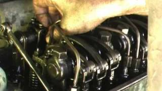 Injector Replacement on Detroit Diesel 671