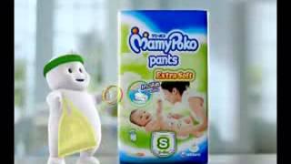 getlinkyoutube.com-มามี่ โพโคกางเกง-MamyPoko Pants Extra Soft www.dektoy.com