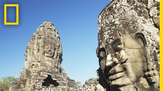 In Cambodia, a City of Towering Temples in the Forest | National Geographic width=