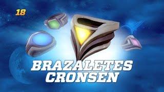 getlinkyoutube.com-WIKISEN / 18 / Brazaletes Cronsen