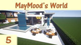 getlinkyoutube.com-كيف تبني: بيت عصري 2 - الحلقة 5: التصميم الداخلي في ماين كرافت (Minecraft)