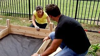 getlinkyoutube.com-How To Build a Raised Garden Bed - DIY Network