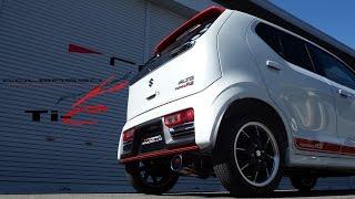 getlinkyoutube.com-アルトRS マフラーサウンド 4WD専用 ロッソモデロ ターボRS SUZUKI ALTO