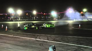 Drifters DANY NEVILLE and SERGEY KABARGIN in OMAN & UAE DRIFT CHALLENGE
