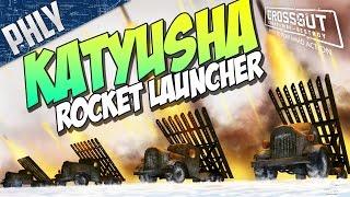 getlinkyoutube.com-Crossout - KATYUSHA ROCKET ARTILLERY (Crossout Gameplay)