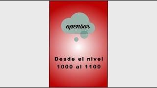 getlinkyoutube.com-Respuestas apensar nivel 1000 al 1100