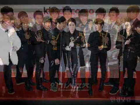 Super Junior GDA 2012