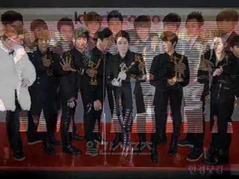 Super Junior GDA 2012