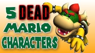 getlinkyoutube.com-5 Dead Characters from the Mario Universe