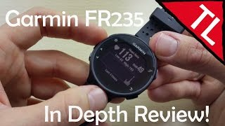 getlinkyoutube.com-Garmin Forerunner 235: In-Depth Review!