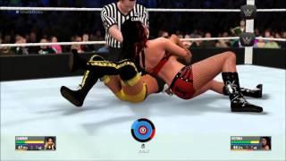 getlinkyoutube.com-WWE 2K16 SmackDown Cameron vs Victoria