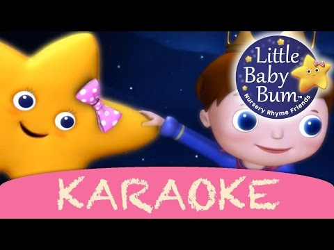 Twinkle Twinkle Little Star - Instrumental karaoke version