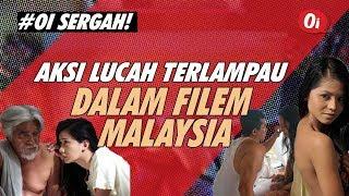Aksi Lucah Terlampau Dalam Filem Malaysia