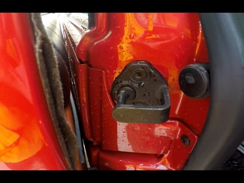 Доводчик сдвижной двери на VW T5