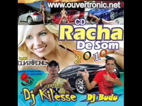 CD RACHA DE SOM 2010