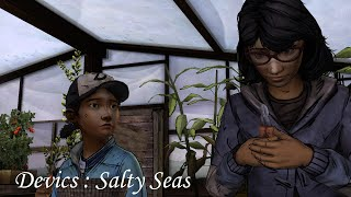 Devics : Salty Seas (EXTENDED 1 HOUR) TWDG 204 Amid The Ruins Credits