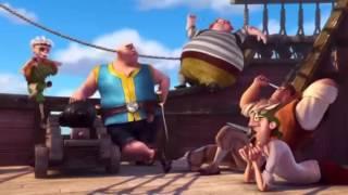 getlinkyoutube.com-Trilli e la nave pirata - Canzone