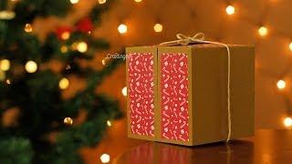 getlinkyoutube.com-Cajita desarmable para regalo // Hazlo tu mismo