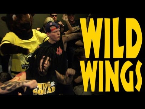 MGK - Wild Boy feat. Waka Flocka (Official Music Video Parody - Wild Wings)