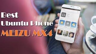 getlinkyoutube.com-Ubuntu Touch Phone -MEIZU MX4