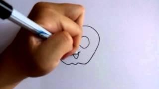 getlinkyoutube.com-วาดการ์ตูนกันเถอะ สอนวาดการ์ตูน แอปเปิ้ล