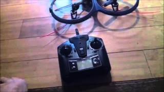 getlinkyoutube.com-If your drone doesn't fly right UDI U818A-1 HD