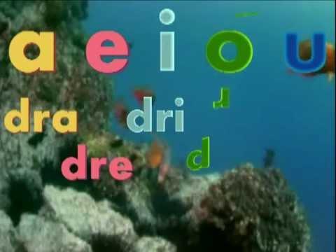 Las Sílabas, vocales y consonantes