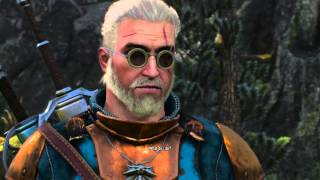 getlinkyoutube.com-The Witcher 3: The Path Of Warriors quest glitch