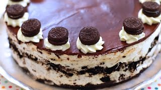 getlinkyoutube.com-No-Bake OREO Cheesecake - Gemma's Bigger Bolder Baking Ep 54