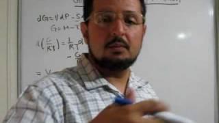 Lec 46 | ChemE Thermo | Gibbs as a generating funcion