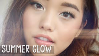 getlinkyoutube.com-Summer Glow Makeup