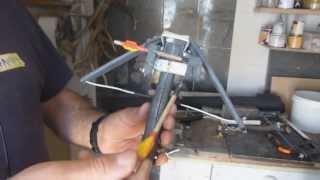 getlinkyoutube.com-Mini ballesta 52 lbs.....tutorial    Mini crossbow 52 lbs...tutorial