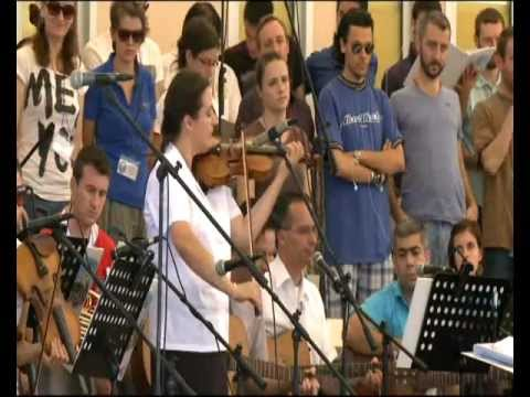 Medjugorje Youthfest Orchestra and Choir - Jubilate Deo