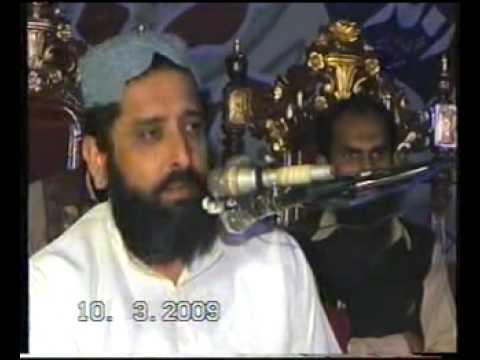 Face to face julsa and taqreer Re Molvi Ilyas Ghuman By Seyd Subtain Shah Naqvi p5