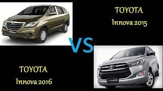 getlinkyoutube.com-TOYOTA Innova 2015 vs TOYOTA Innova 2016 : Comparison, Review, Features, Specs, Price