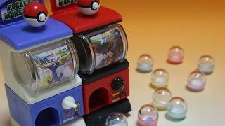 getlinkyoutube.com-ポケモン ミニミニガチャポケマシン ポケットモンスターXY Pokemon Gacha Machine Mini
