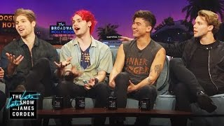 getlinkyoutube.com-Chatting with 5 Seconds of Summer