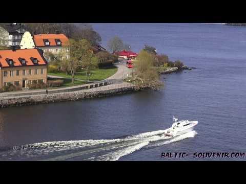 Пригород СТОКГОЛЬМа, Швеция / Sweden / Stockholm, Sverige