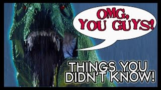 getlinkyoutube.com-7 Things You (Probably) Didn't Know About Jurassic Park
