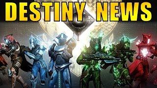 Destiny News: WEEKLY VENDOR RESETS! DESTINY 2 LEAK CONFIRMED?