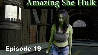 getlinkyoutube.com-AMAZING SHE HULK - EPISODE 19 - Season 2