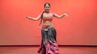 Anusha Hegde - Sublime (Belly Dance Fusion)