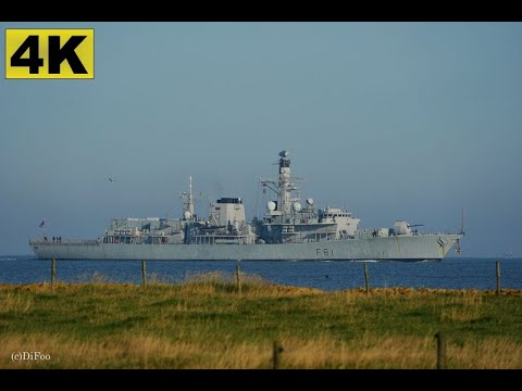 Click to view video HMS SUTHERLAND - IMO 8949707 - Germany - River Elbe - Otterndorf - 4K VIDEO 👍🏻