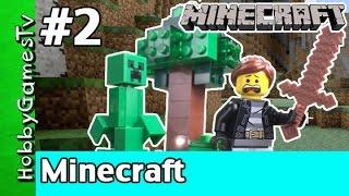 Minecraft Trixie 2 HobbyKids Gameplay Xbox 360 Get to Mining by HobbyGamesTV