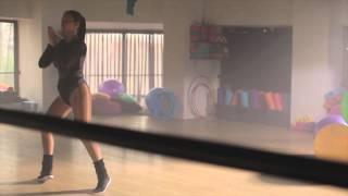 getlinkyoutube.com-Iza Calzado Exercise Video  - Lebelap Go Lang Nang Go