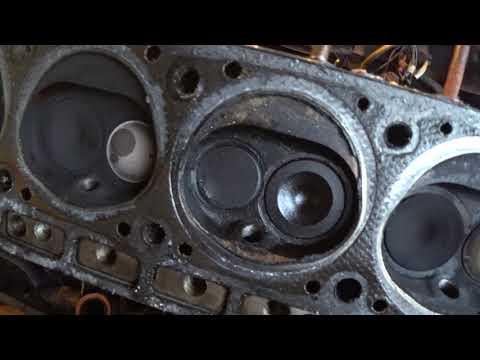 Подготовка к демонтажу двигателя. Снимаю ГБЦ. Где компрессия?? Хранители истории