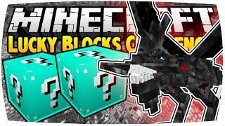 getlinkyoutube.com-MINECRAFT: LUCKY BLOCKS CHALLENGE - NIGHTMARE | Minecraft Lucky Blocks vs. OreSpawn Mod (Deutsch/HD)