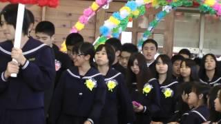 getlinkyoutube.com-石垣中学校 卒業式2013