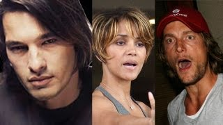 getlinkyoutube.com-Gabriel Aubry & Olivier Martinez Fist FIGHT at Halle Berry's House
